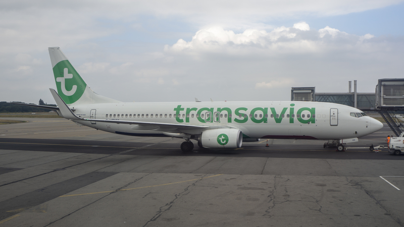 Nantes Airport is a hub for Transavia airlines.